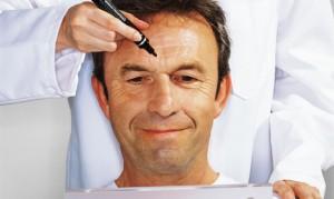 Chirurgie esthétique des hommes